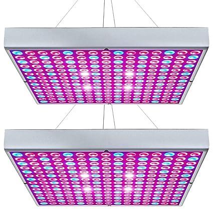 Amazon.com: Hytekgro - Bombilla LED de crecimiento de 45 W ...
