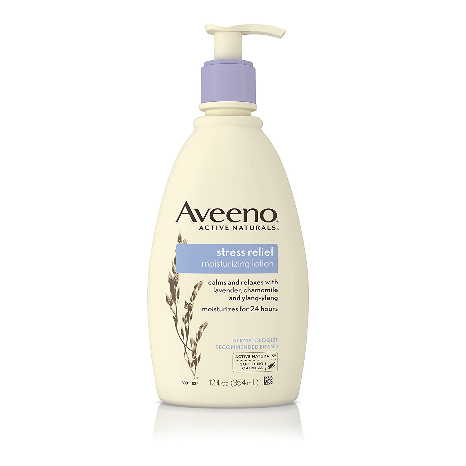 Aveeno Stress Relief Moisturizing Lotion 355 ml HealthCentre 381370039167