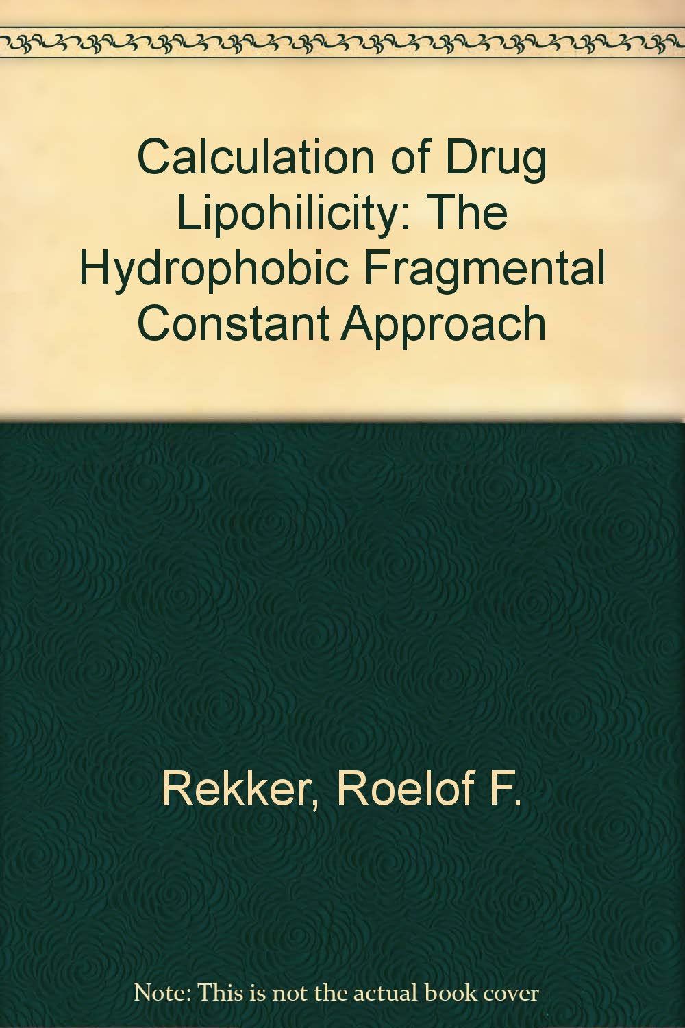 Calculation of Drug Lipohilicity: The Hydrophobic Fragmental