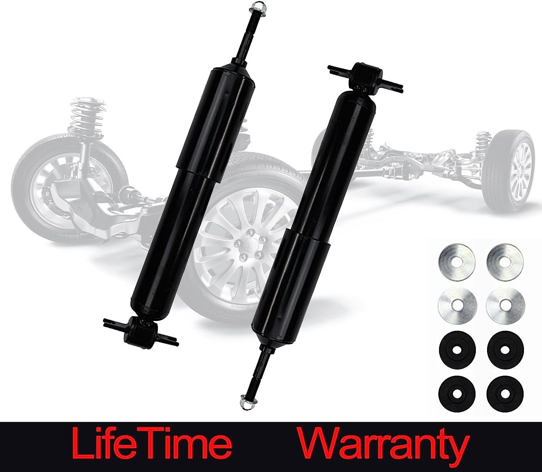 LIFETIME WARRANTY NEW FRONT PAIR OF SHOCKS /& STRUTS FOR RAM 1500 2500 3500 2WD
