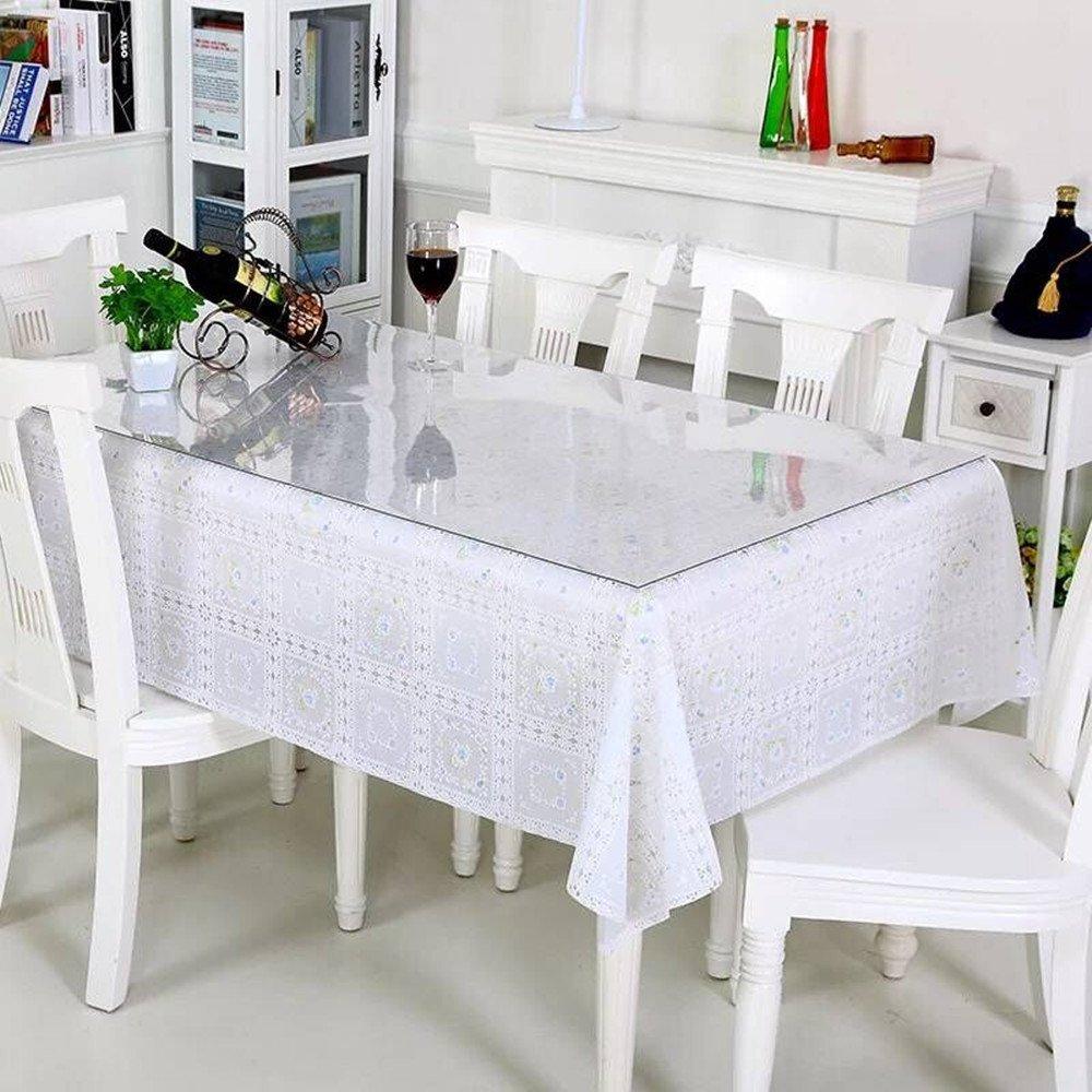 amazon com ostepdecor custom 1 5mm thick crystal clear pvc table