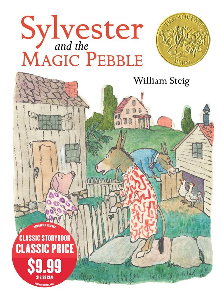 Download Sylvester and the Magic Pebble (Caldecott Medal) pdf