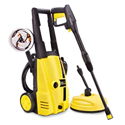 Wilks-USA RX510 Powerful Compact Pressure Washer