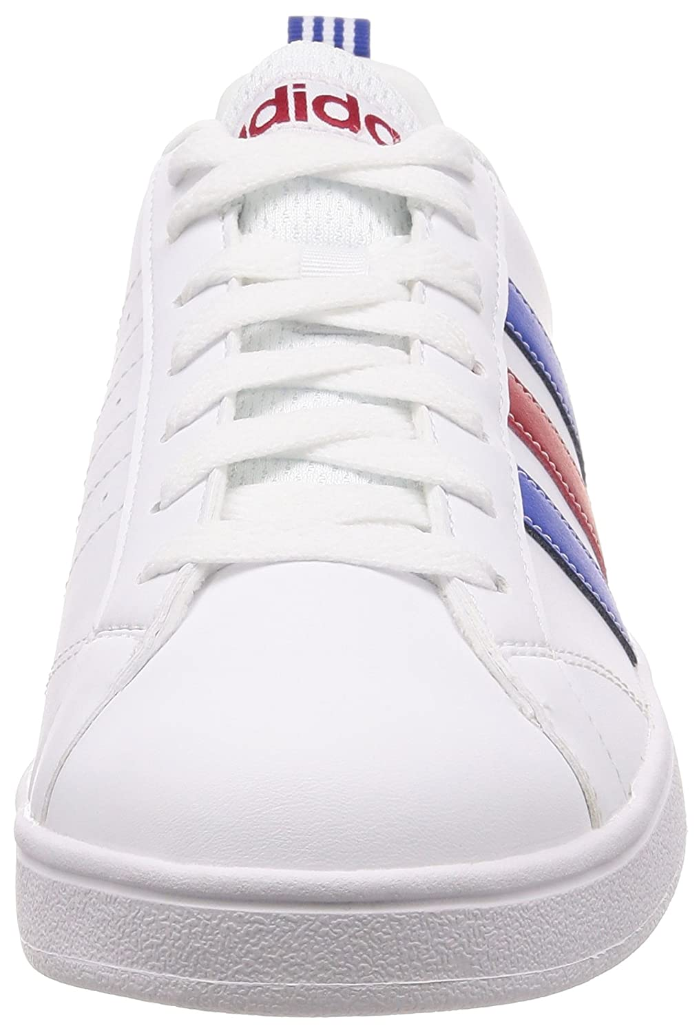 huge selection of 17235 a82a3 adidas neo Men s VS Advantage Leather Sneakers  Buy Online at Low Prices in  India - Amazon.in