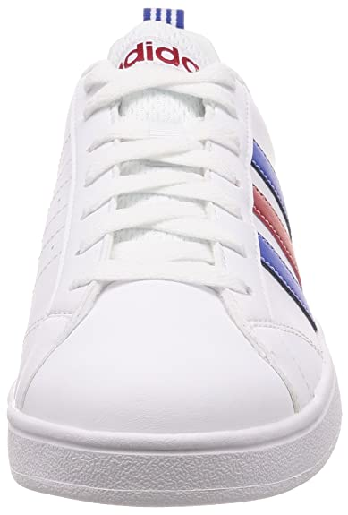 huge selection of b97aa 726c2 adidas neo Men s VS Advantage Leather Sneakers  Buy Online at Low Prices in  India - Amazon.in