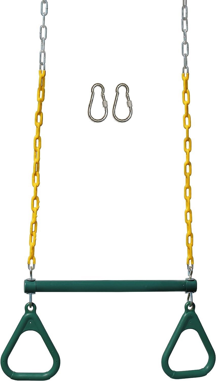 Jungle Gym Kingdom Swing Bar Rings