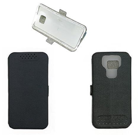 Amazon.com: Case for Asus ZenFone 4V A006 Case Cover Black ...
