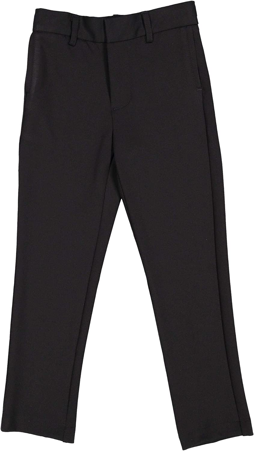 WA8CP304 Mocha Noir Boys Dress Pants