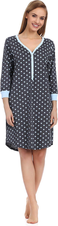 Italian Fashion IF Camisón Mujer N4R1 0111