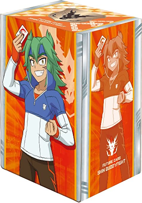 Amazon com: Future Card Buddyfight Masato Rikuo & Agito Card