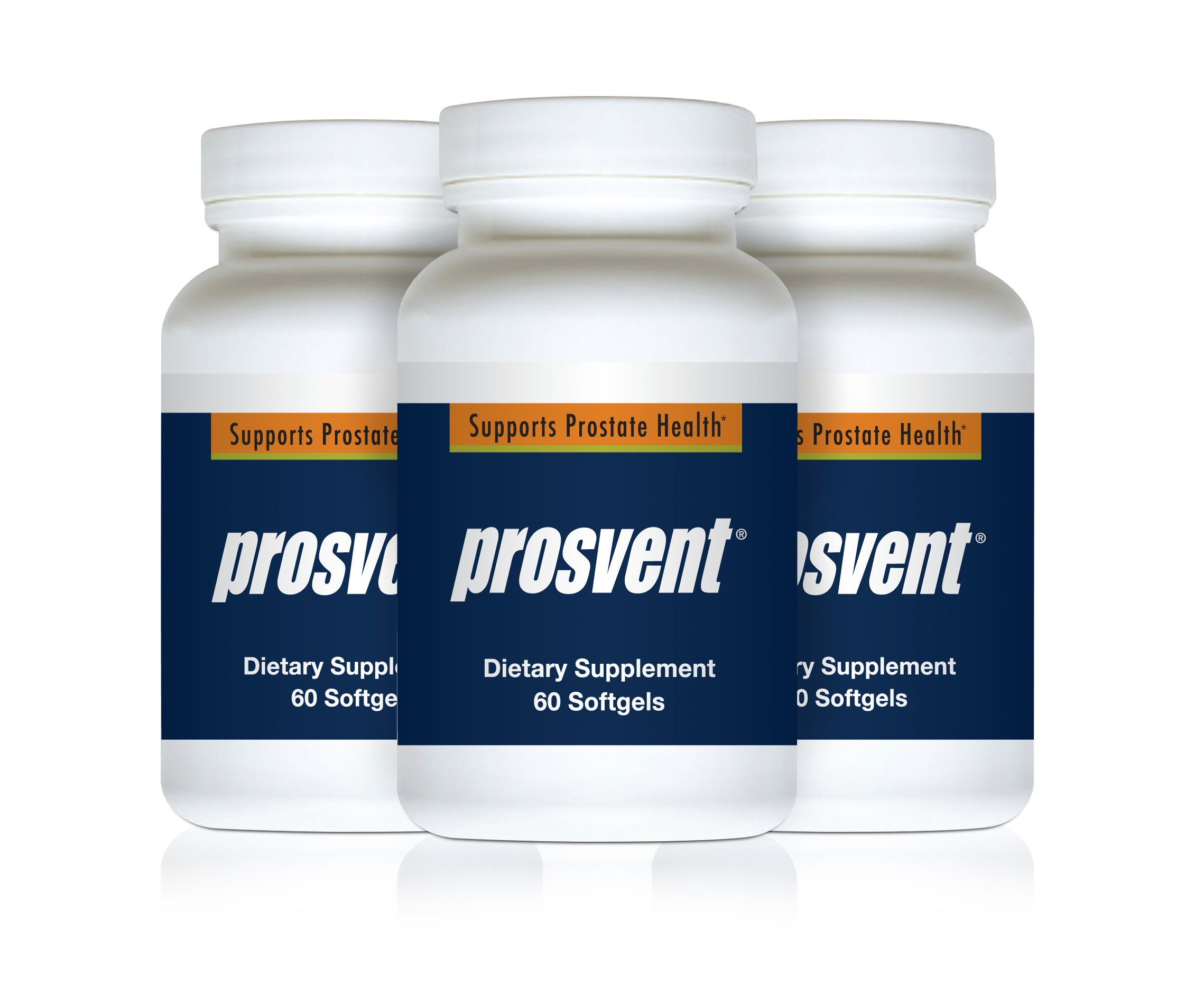 PROSVENT-NATURAL PROSTATE HEALTH SUPPLEMENT -Clinically Tested Ingredients- Reduce Urgency & Frequency. Improve Flow, Sleep, Health & Quality Of Life. OVER 180 MILLION DOSES SOLD! –3 Month Supply