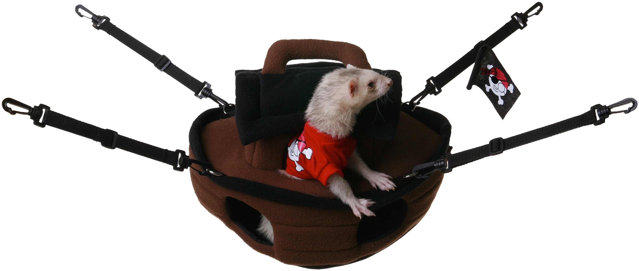 Marshall Pet Pirate Ship by Marshall Pet Products