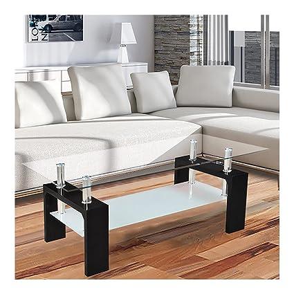 Tavolino da salotto Corium - Tavolino per il divano (110 x 60 x 45 ...