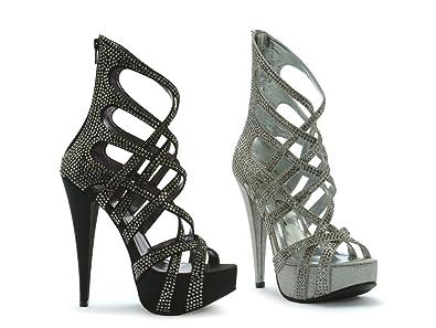 Ellie Shoes - 532-JULIA Para mujer d5EYHIOTkh