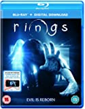 Rings [Blu-ray] [2017] [Region Free]
