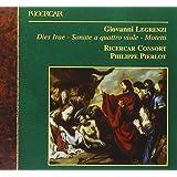 Dies Irae / Motetti / Sonate a quattro viole