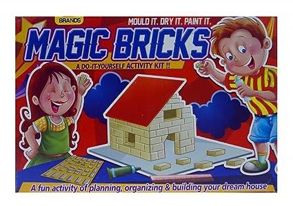 Buy brands magic bricks do it yourself kit online at low prices in brands magic bricks do it yourself kit solutioingenieria Choice Image