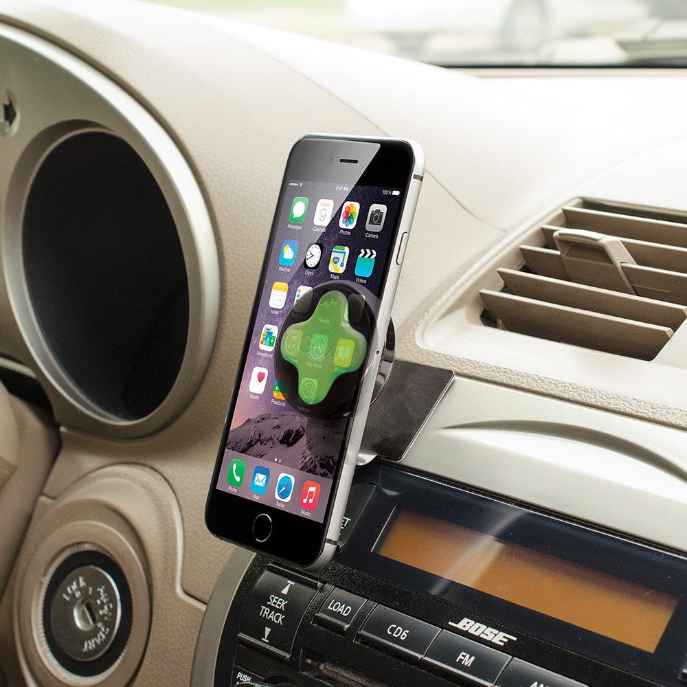 Custom Accessories GOXT 23453 Vehicle Mount Magnetic Phone Holder