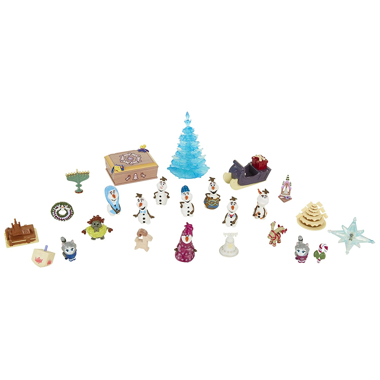 Amazon.com: Disney Frozen Olaf\'s Frozen Adventure Advent Calendar ...