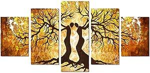 Quadro Decorativo Natureza do Amor
