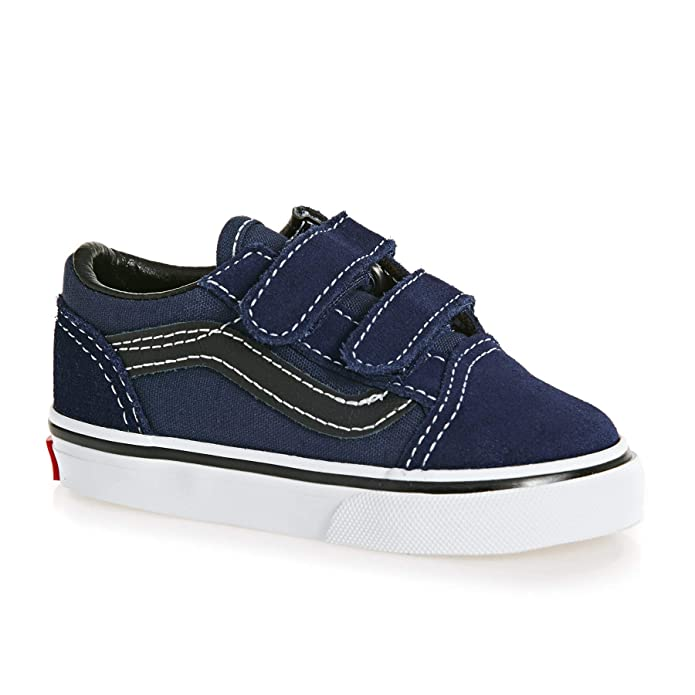 Vans Old Skool Unisex Sneakers Unisex Blau Medieval Blue Black