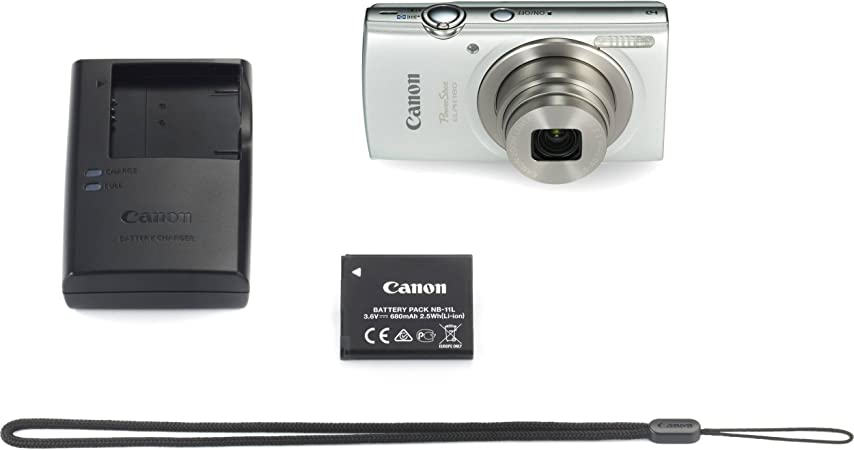Canon 180 Silver K2 product image 3