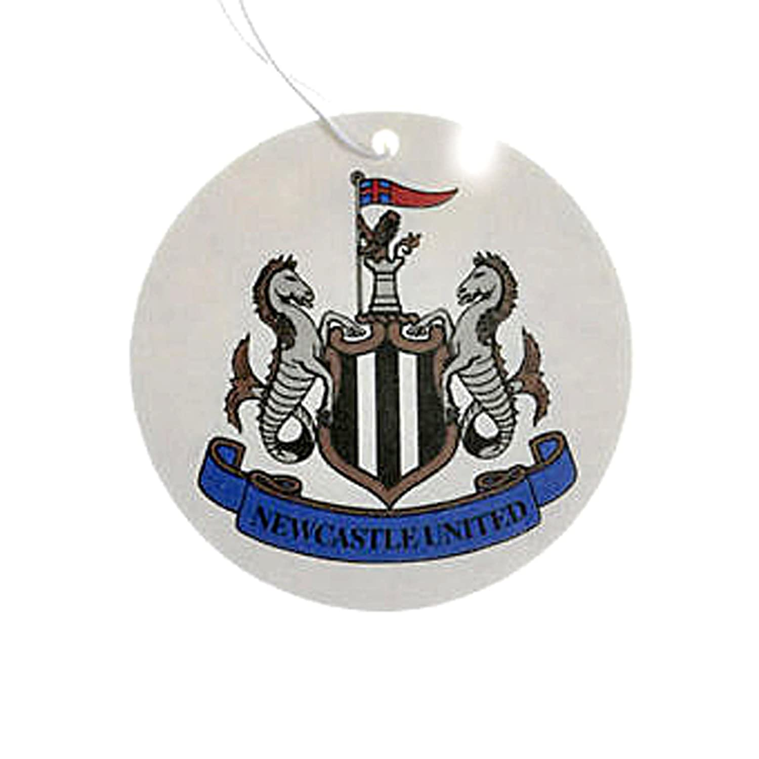 Newcastle United Unisex Crest Air Freshener, Multi-colour MS2066