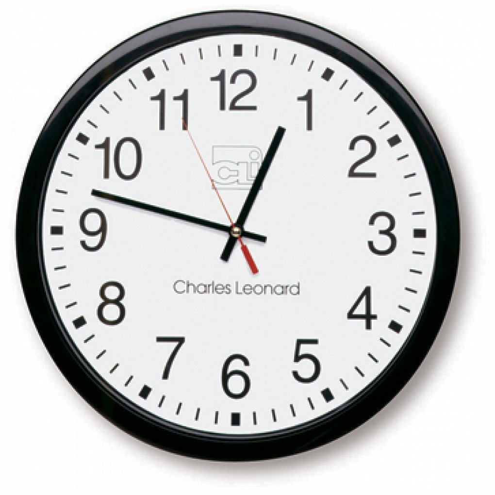 Amazon battery operated wall clock home kitchen amipublicfo Choice Image