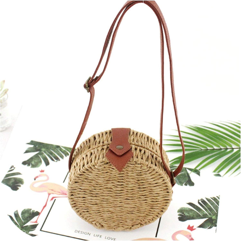 Straw Bag Handbags Women...