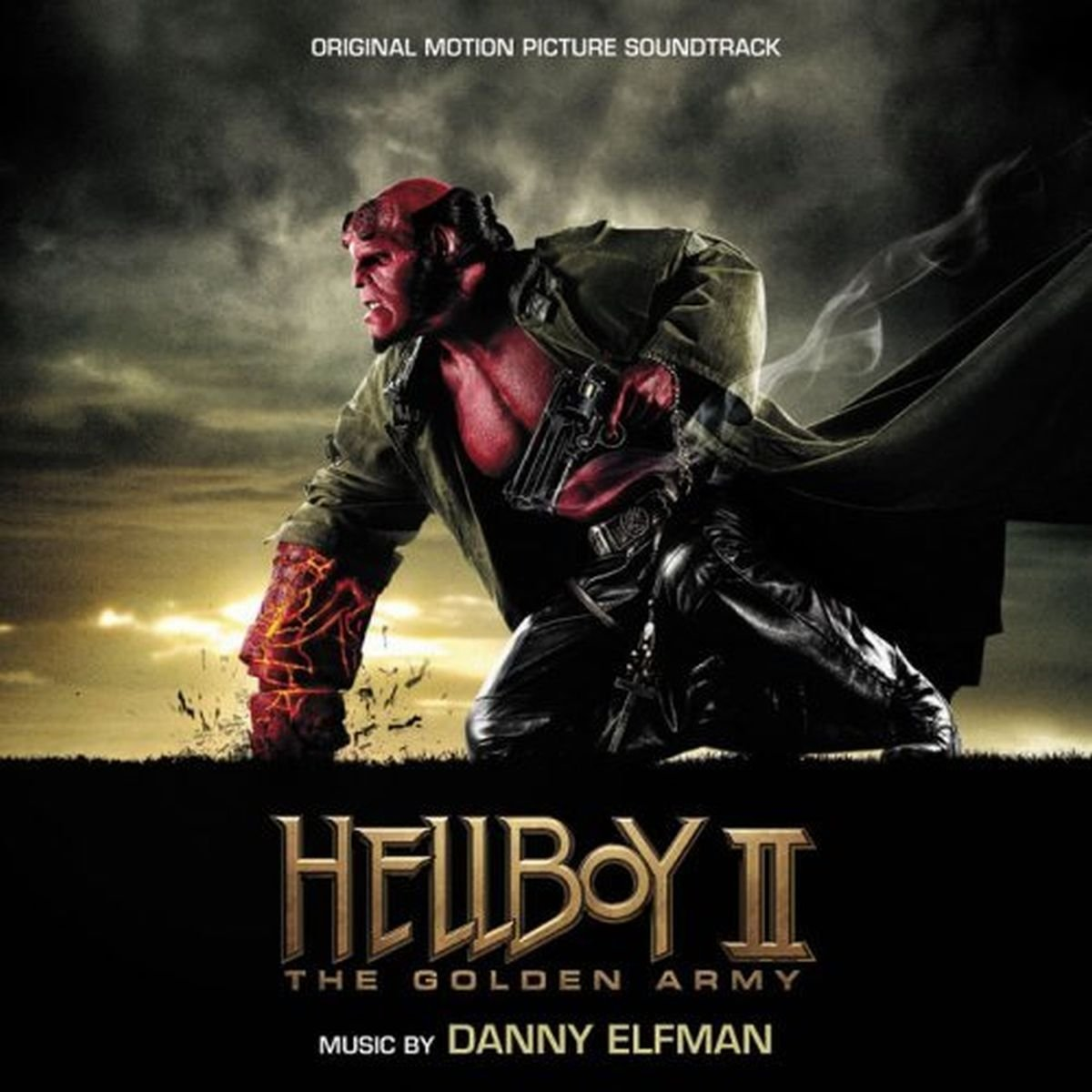 Danny Elfman - Hellboy 2 (OST) - Amazon.com Music