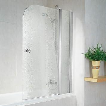 Schulte D850 41 54 3 Garant - Mampara de ducha para bañera, efecto ...