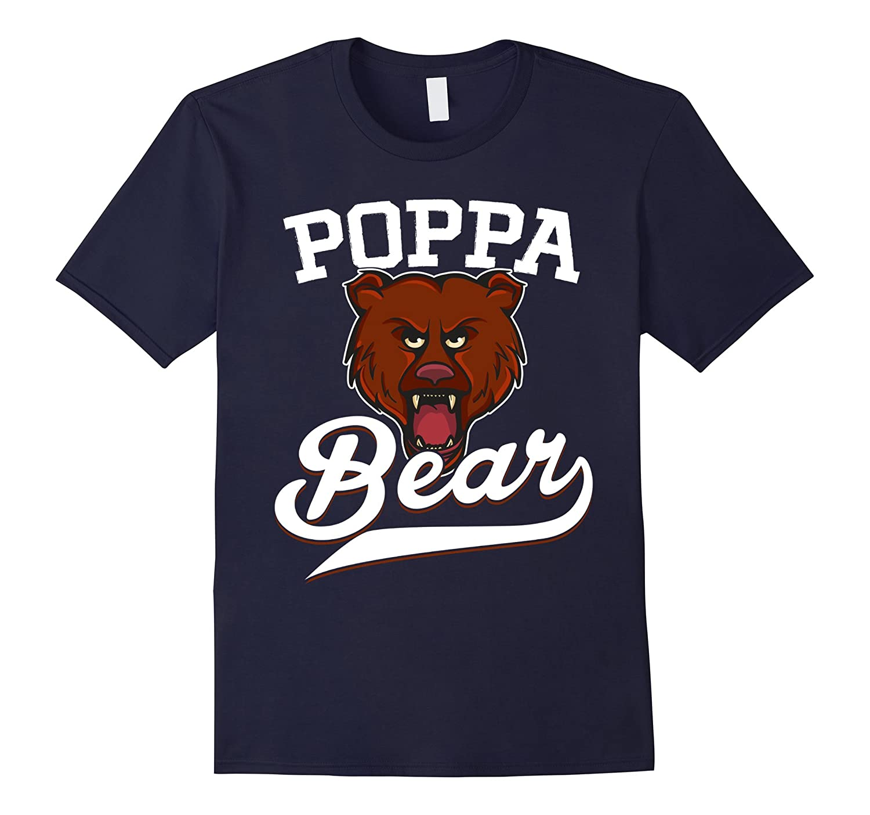 Grandpa  POPPA T-Shirt POPPA bear-TH