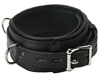 Bdsm Locking Collar
