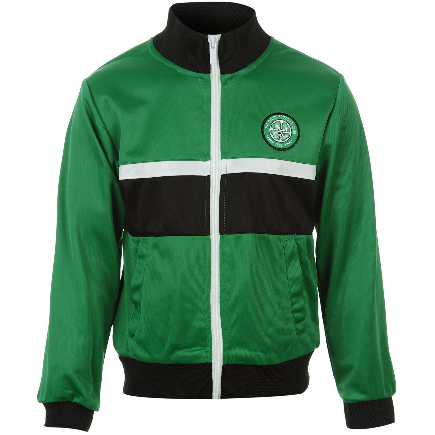 Celtic Retro Track para hombre fuente Lab Juniors Verde fútbol ...
