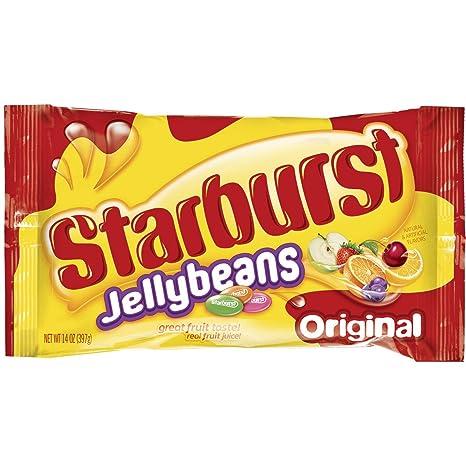 Outstanding Amazon Com Starburst Original Jellybeans Candy 14 Ounce Machost Co Dining Chair Design Ideas Machostcouk