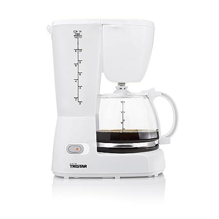 Tristar CM-1238 - Cafetera, volumen 1,25 litros, función para ...