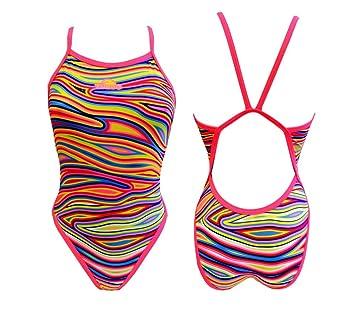 Turbo Flow Girls Swimsuit 30