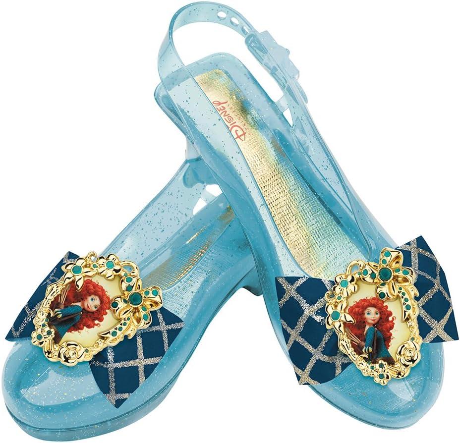 Disney Princess Merida Brave Girls' Sparkle Shoes