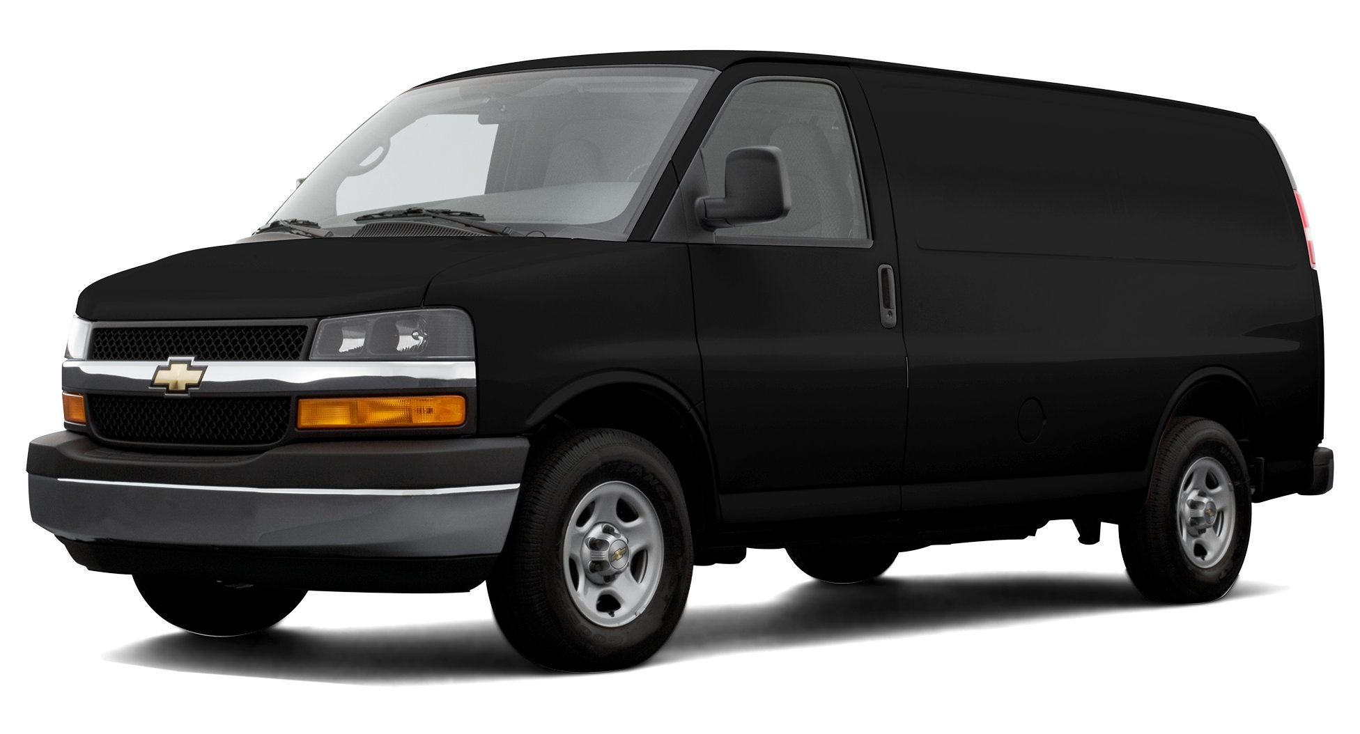 2007 Chevrolet Express 1500 Reviews Images And Specs 1949 Chevy Step Van All Wheel Drive 135