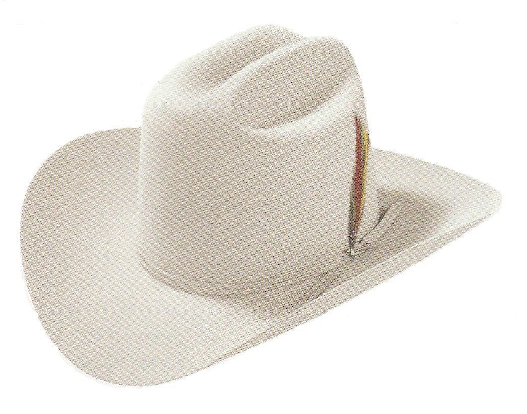 Stetson Rancher hat (8, Silver Belly)