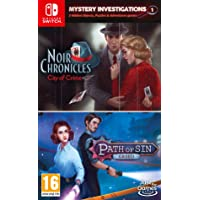 Mystery Investigations 1: Noir Chronicles + Path of Sin - Nintendo Switch