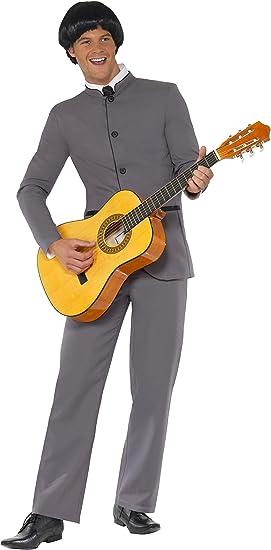 Smiffys 39353L - Disfraz de Beatles para hombre, talla L: Smiffys ...