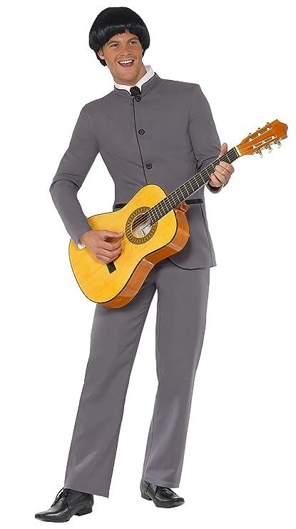 Smiffy´s 39353M - Disfraz de Beatles para hombre, talla M