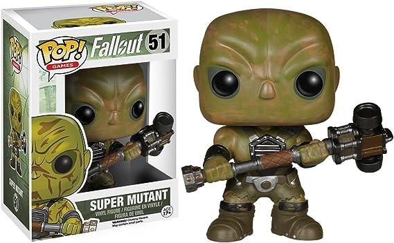 Import Europe - Figura Pop! Fallout Super Mutant: Amazon.es ...