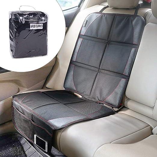 Iregro Autositzauflage Universal Rutschfest Autositzbezüge Für Isofix Kindersitz Baby Haustiere Baby