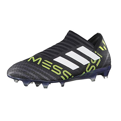 e4f5baa5c702 adidas Nemeziz Messi 17+ 360 Agility FG Football Boots - Core Black White