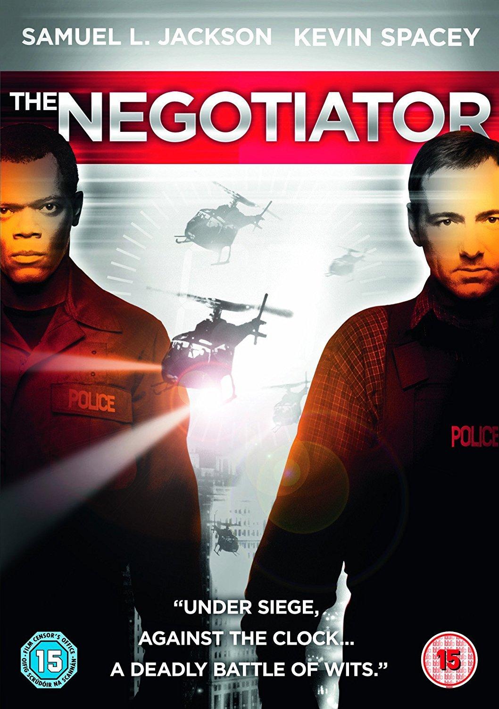 The Negotiator [Reino Unido] [DVD]: Amazon.es: Samuel L ...