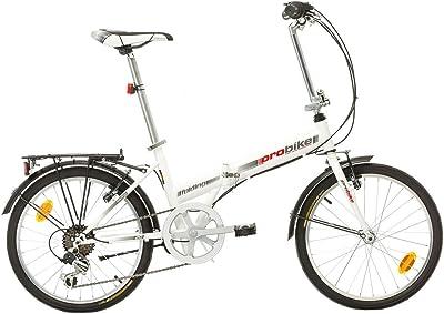 Probike Folding City Bike
