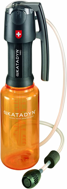 Katadyn Vario - Filtro de Agua: Amazon.es: Deportes y aire libre