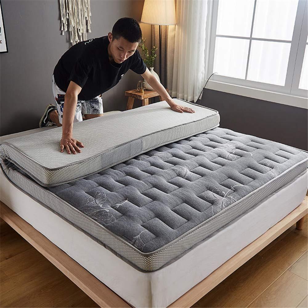 GFYL Knitted Three-Dimensional Breathable Mattress,Thickening Mattress,Sleeping Tatami Floor mat,Sleeping pad for Living Room Dormitory,B,3679inch by GFYL